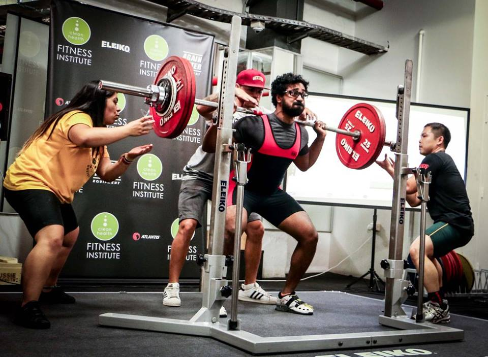 Compete in Powerlifting Australia