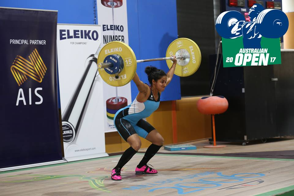 Jumping Forwards: Snatch | Weightlifting