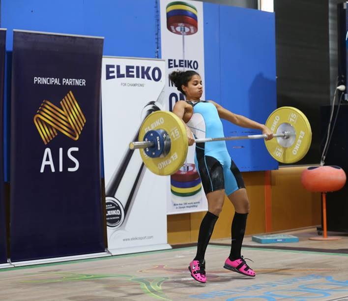 2017 Australian Senior Nationals this week