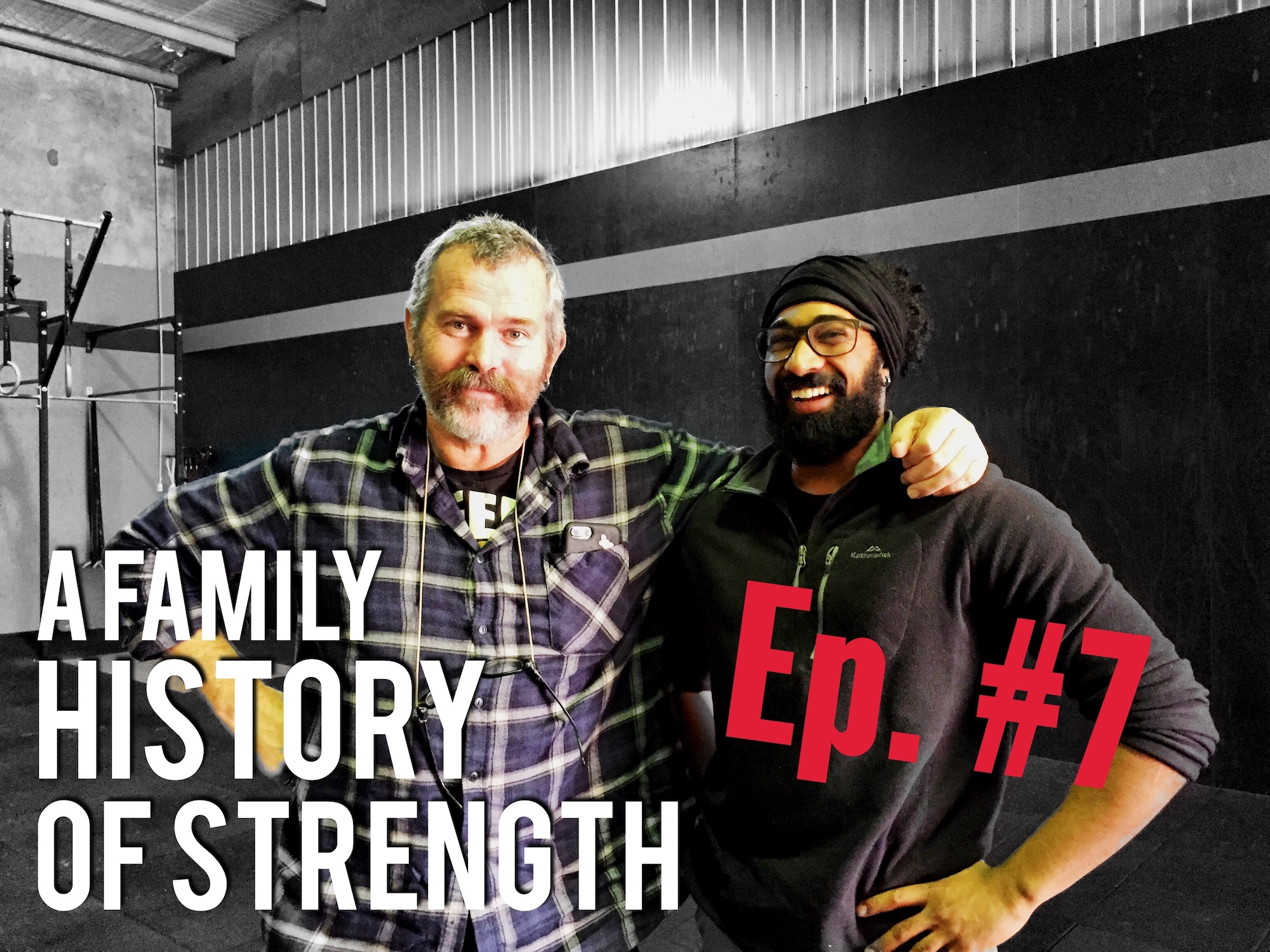 Podcast Episode 7 | A Family History of Strength with Carl Hensel