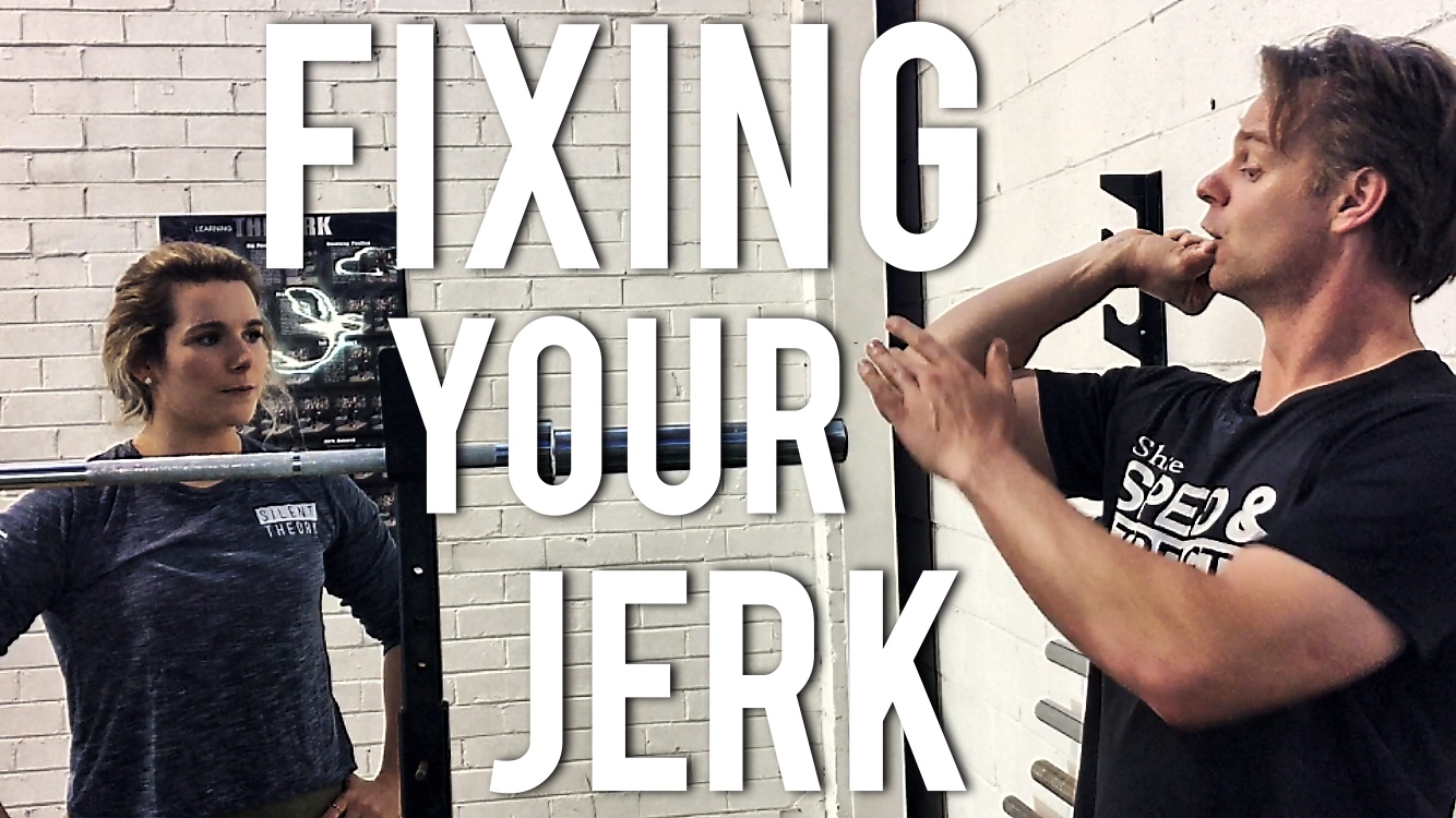 SandBag TV Ep. #2 | Diagnosing Problems in the Jerk with Peter Upham