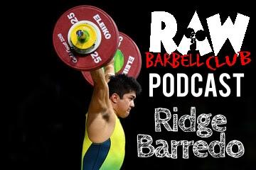 Ridge Barredo – Comm Games Athlete, Future Underwear Model & All Round Nice Guy