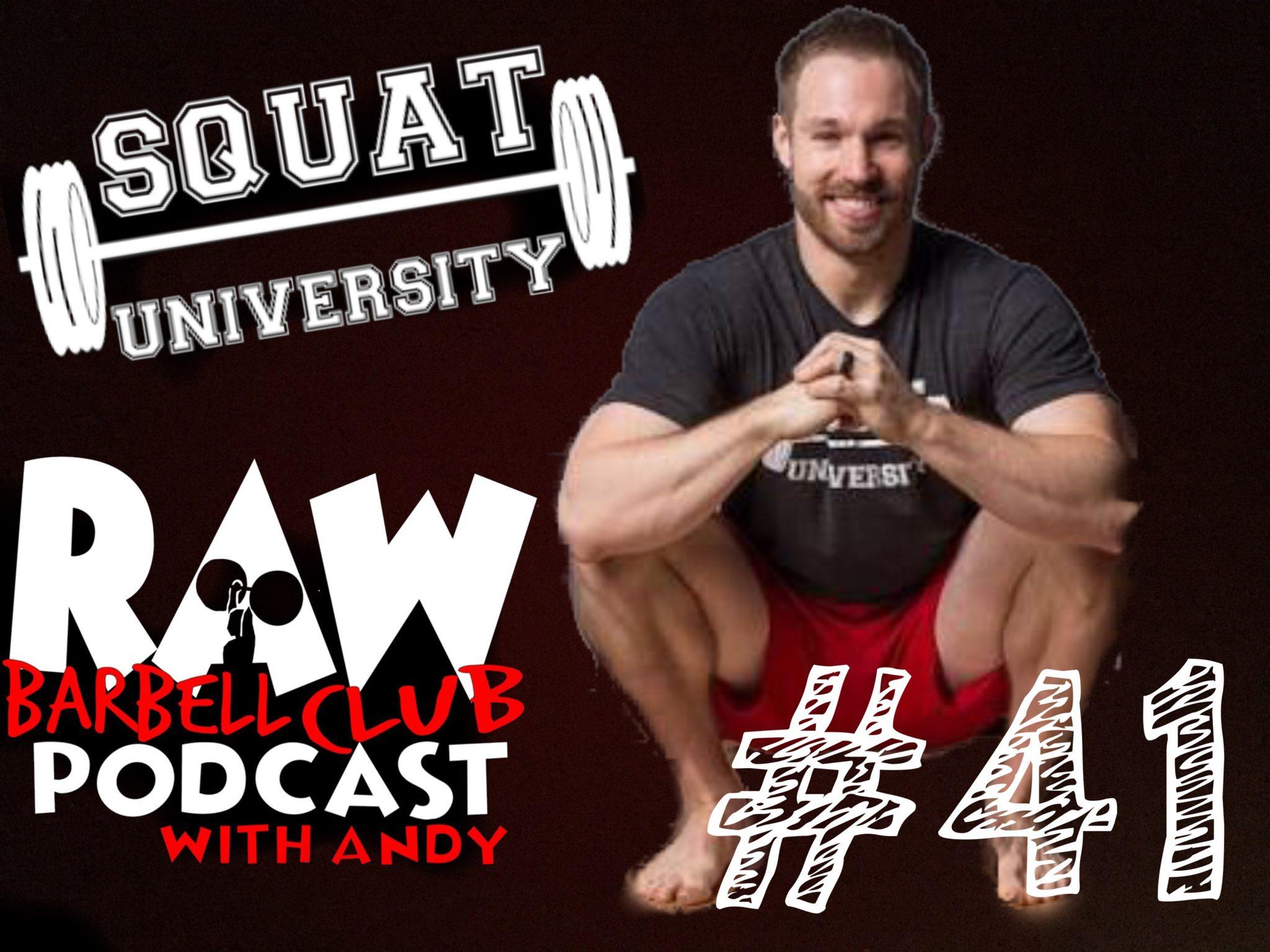 Squat University – Aaron Horschig