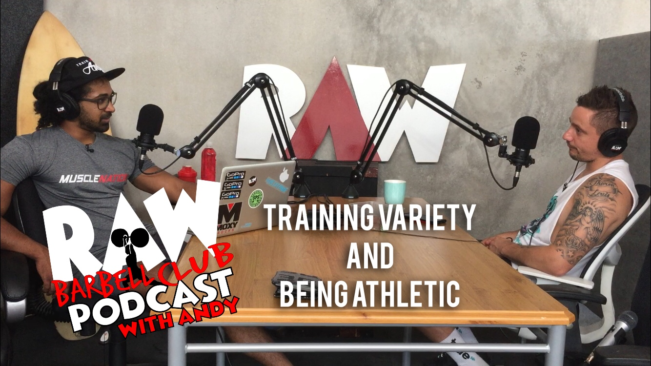 Training Variety & Being Athletic