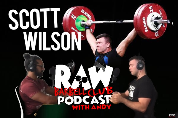 Scott Wilson: On Growing – 2018 Commonwealth Games Competitor