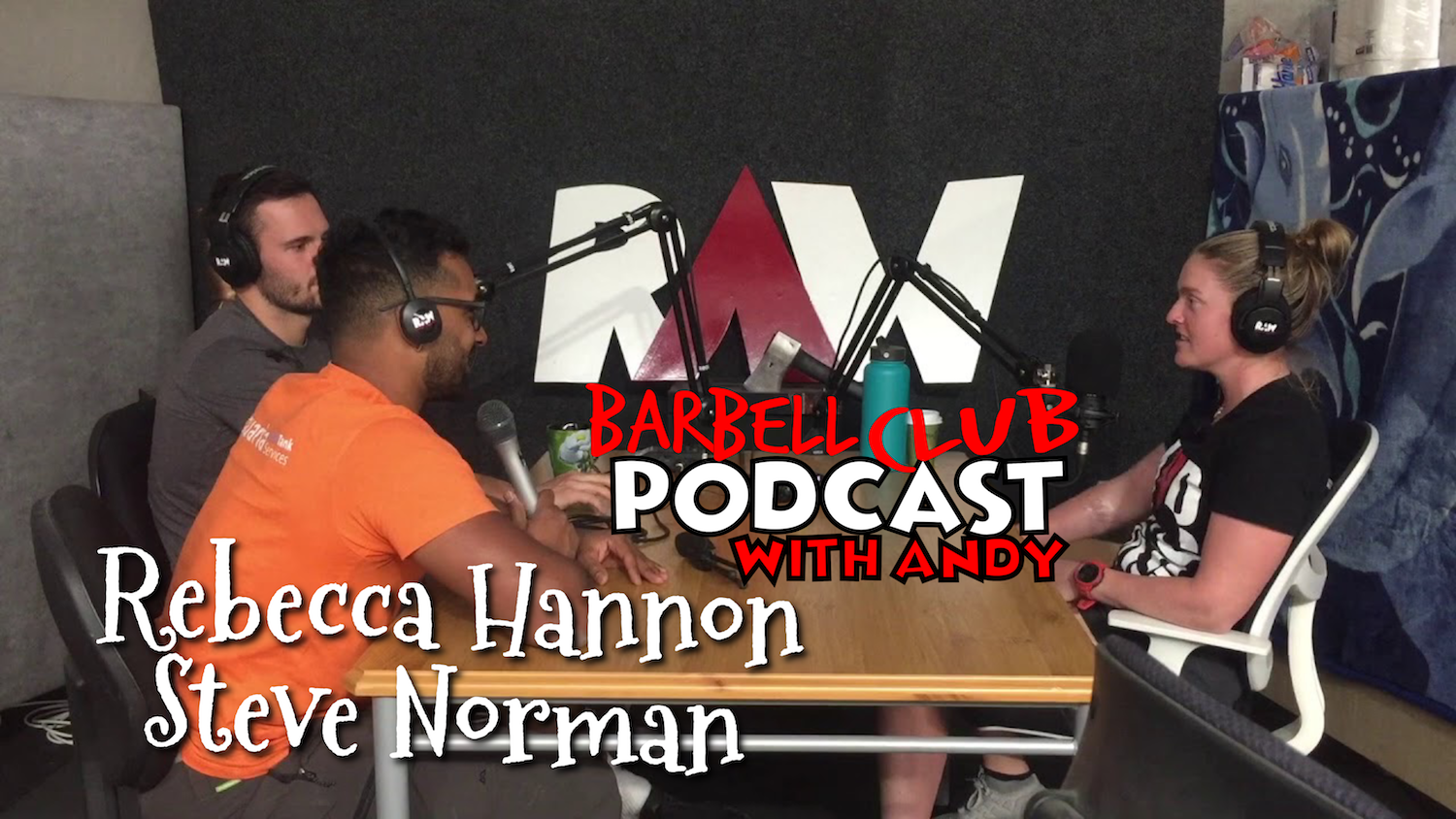 Rebecca Hannon & Steve Norman : Weak Hamstrings, Training For Masters and Competing – Podcast Episode 83