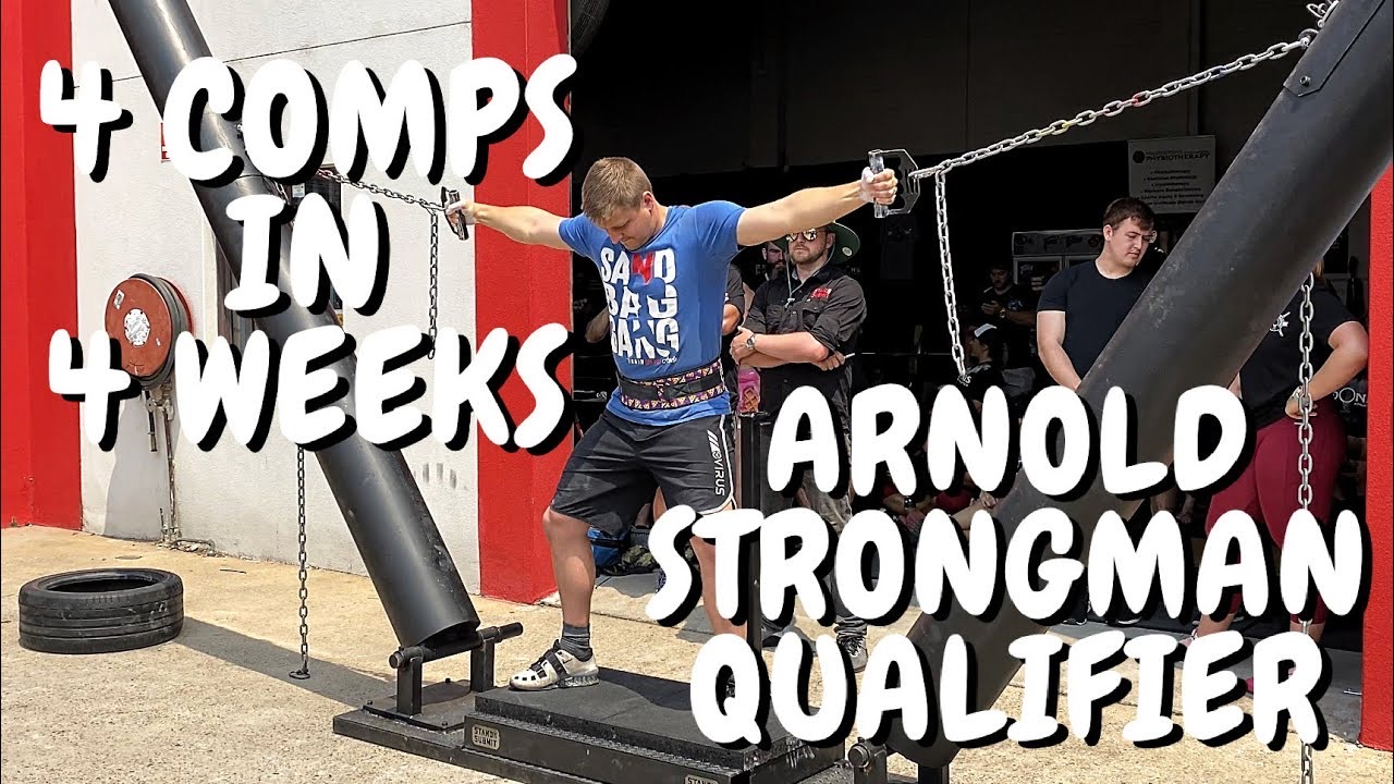 Battle Of The Gods Competition : Arnold Strongman Qualifier