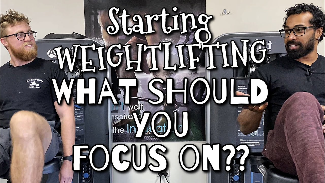Starting Olympic Weightlifting without a Coach (what should you focus on?)