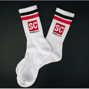 Sensei & Co. White Socks
