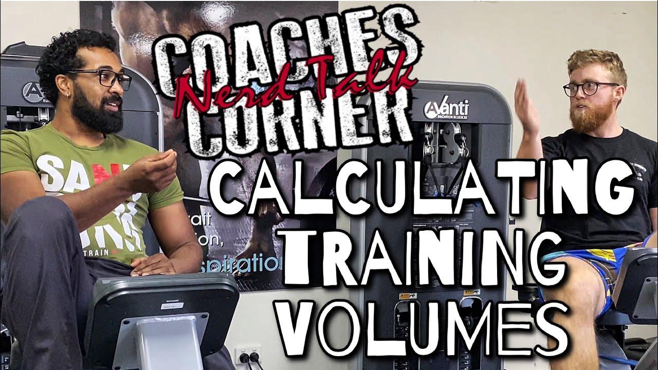 The Secret of Tracking Volume (Tonnage) : Coaches Corner