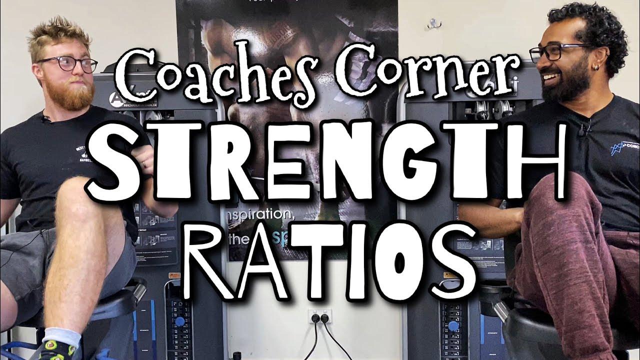 Strength Ratios – Do They Work? : Coaches Corner