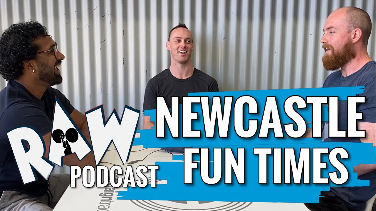 Getting New Strength with Troy Smith & Jacob Hodson – Podcast Episode 97