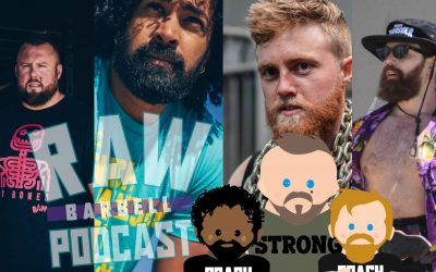 Ep. 2   Raw Barbell Podcast 2.0 w/ Cam Taylor
